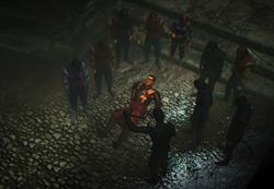 Dreamfall Chapters вамон перед смертью