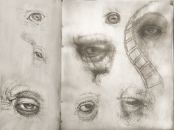Рисунки в днекнике Эйприл 2