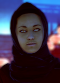 Dreamfall Chapters ассистентка модификация глаз