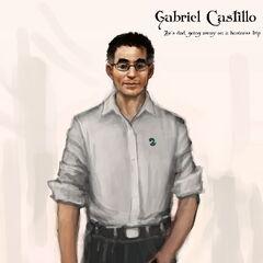 Габриэль Кастильо