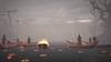 Dreamfall Chapters похороны Эйприл Болота