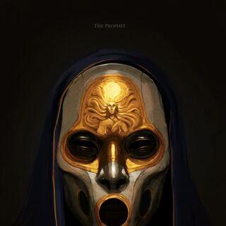 Концепт-арт Пророка для DC ©RTG