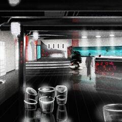 Интерьер кафе «Предел»