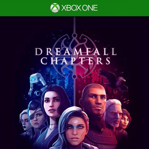 Международная обложка игры для Xbox One