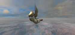 Воздушный корабль. Dreamfall