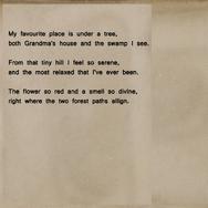 Стихотворение Красной Шапочки