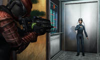 Dreamfall TLJ Зои ВАТИ агенты ОКО лифт