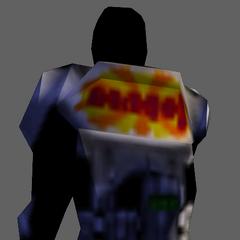 Лого Бинго! на спине <a href=