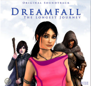 Dreamfall OST Cover