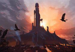 Крепость Короля-Некроманта