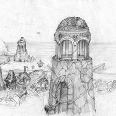 Храм Баланса и Анклав Стражей