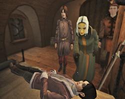 На'ане помогает Зои уснуть