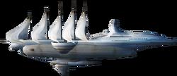 DreamView возд корабль азади DF