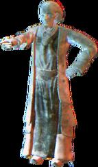 Статуэтка с Клаксом