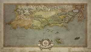 Northlands map DFCр