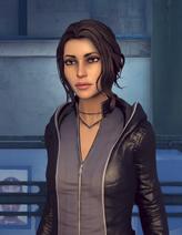 Zoe Infobox character