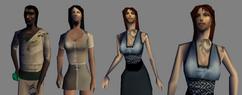 TLJView портреты персонажей