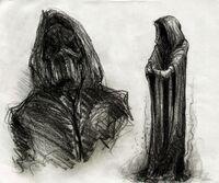 Тёмный народ. Концепт-арт