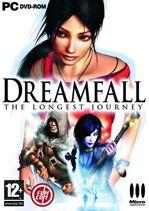 Dreamfall- The Longest Journey Cover