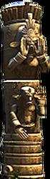 Статуя долмари