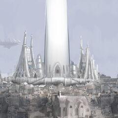 Белая Башня азади