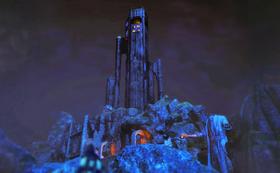 Крепость Замок Короля Некроманта Dreamfall Chapters