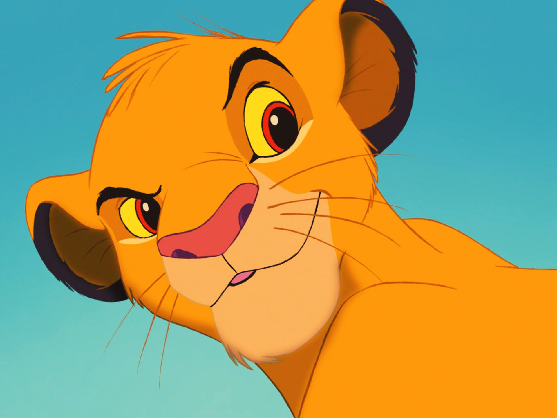 Simba The Lion King Wallpaper For 1920x1440 1386 4