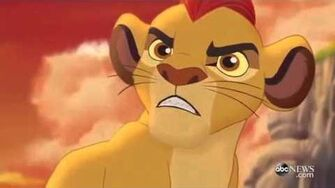 Zza kulis ''The Lion Guard'' 2