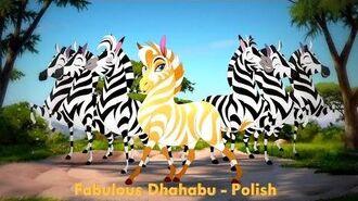 The Lion Guard- Fabulous Dhahabu (Polish)