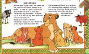 Sarabi i różne lwiątka