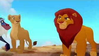Meet Kion The Lion Guard