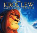 Król Lew - Największe Przeboje