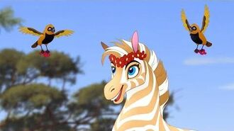 The Lion Guard Prance With Me - Full Song with lyrics The Queen's Visit