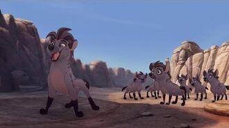 Piosenka- Kwetu ni kwetu - Lwia Straż- Ruch oporu hien