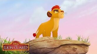 Kion's Lament Music Video - The Lion Guard- Return of the Roar - Disney Junior