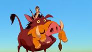 Uratowanie Simby Pumba Timon