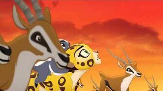 Zza kulis ''The Lion Guard''