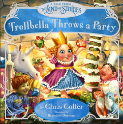 Trollbella-book