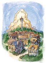 Rapunzel's towerrr