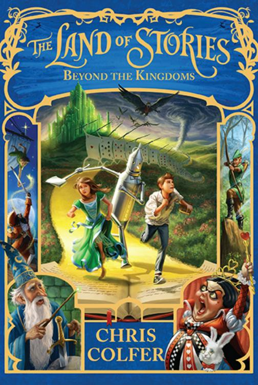 Beyond the Kingdoms | The Land Of Stories Wiki | FANDOM powered by Wikia