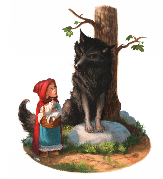 Red Riding Hood | The Land Of Stories Wiki | FANDOM powered