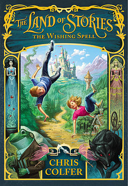 The Wishing Spell  The Land Of Stories Wiki  FANDOM powered by Wikia