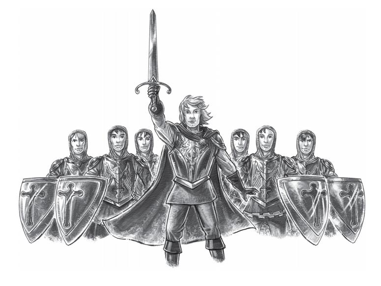 Камелот рыцари картинки