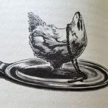 Rosary-chicken