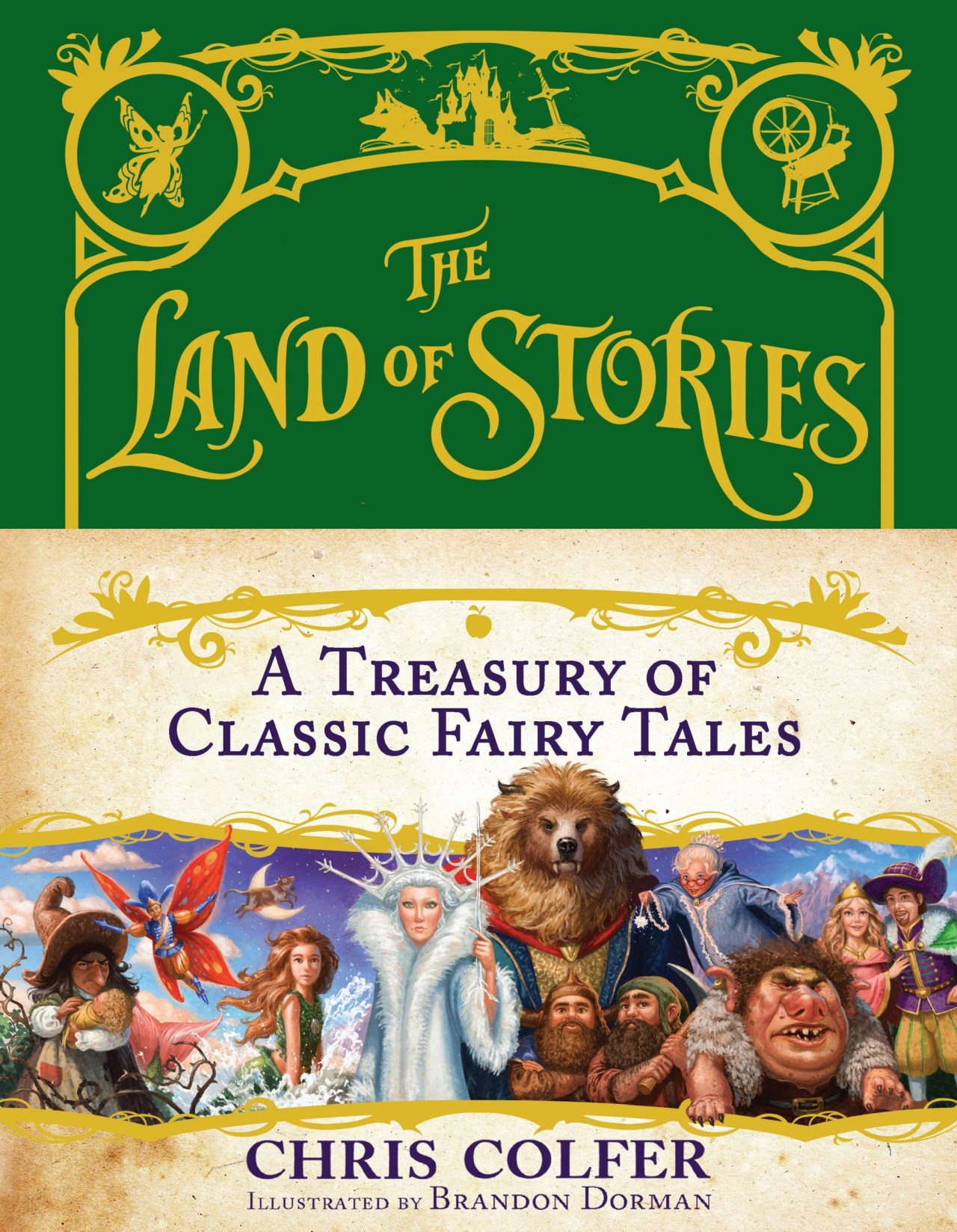 A Treasury of Classic Fairy Tales | The Land Of Stories Wiki