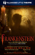 Frankenstein-Poster small