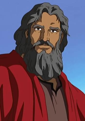 Caster Fateconqueror Moses Type Moon Fate Fanon Wiki Fandom