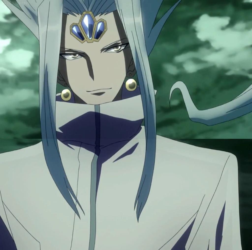 Caster Fateconqueror Loki Type Moon Fate Fanon Wiki Fandom