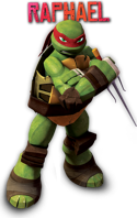 2012 Raphael titled character image