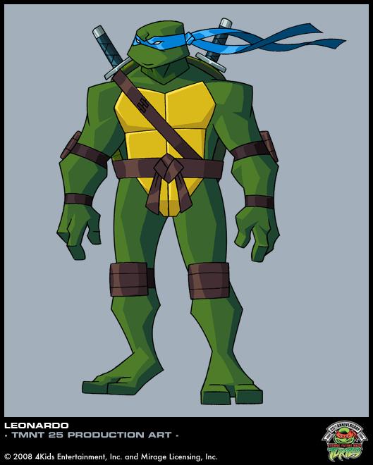 Leonardo 2003 Series Tmnt Fan Made Wiki Fandom